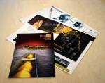 My brochure for Das Rheingold on the Rhine